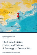 The United States, China, and Taiwan