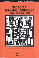 Cover of The Social Movements Reader