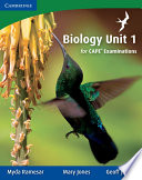 Biology Unit 1 For Cape Examinations