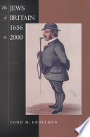 The Jews Of Britain 1656 To 2000
