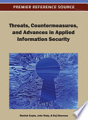 Threats Countermeasures And Advances In Applied Information Security Book PDF
