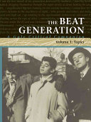 The Beat Generation Authors A H Book