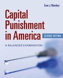Capital Punishment in America