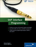 SAP Interface Programming