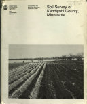 Soil Survey of Kandiyohi County  Minnesota