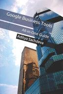 Google Business Tools Book