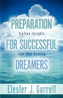 Preparation Forsuccessful Dreamers