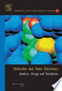Molecular And Nano Electronics Analysis Design And Simulation Book PDF