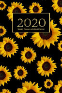2020 Weekly Planner with Meal Planner