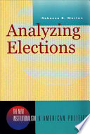 Analyzing Elections