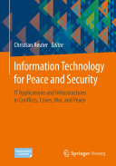 Pdf Information Technology for Peace and Security Telecharger
