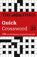 The Times Quick Crossword Book 23