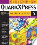 Real World Quarkxpress 5