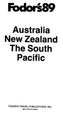 Fodor S Australia New Zealand And The South Pacific