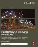Fluid Catalytic Cracking Handbook Pdf/ePub eBook