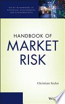 Handbook of Market Risk Book
