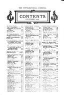 The Typographical Journal