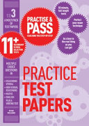 Practise & Pass 11+ Level Three: Practice Tests Variety Pack