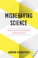Misbehaving Science Book