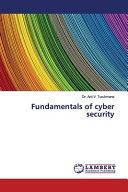 Fundamentals of Cyber Security Book