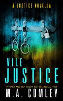 Vile Justice - Justice series novella Pdf