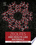 Zeolites and Zeolite like Materials Book
