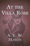 Pdf At the Villa Rose Telecharger