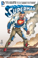 Pdf Superman Vol. 1: Before Truth Telecharger