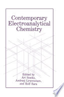 Contemporary Electroanalytical Chemistry Book PDF