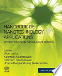 Handbook of Nanotechnology Applications