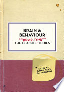 Brain and Behaviour Book