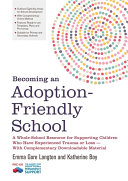Becoming an Adoption-Friendly School