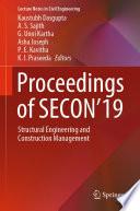 Proceedings of SECON'19