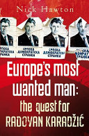 Europe s Most Wanted Man Book