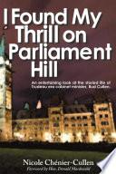 I Found My Thrill on Parliament Hill