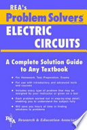 Electric Circuits Problem Solver