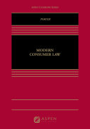 Modern Consumer Law