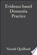 Evidence Based Dementia Practice Book PDF