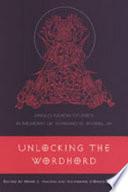 Unlocking the Wordhord Book