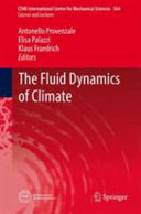 The Fluid Dynamics Of Climate Book PDF