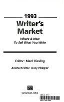 Writer S Market 1993 Book