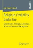 Religious Credibility under Fire