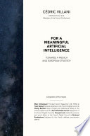For a meaningful artificial intelligence