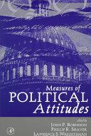 Measures of Political Attitudes