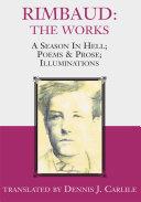 Rimbaud: the Works Pdf/ePub eBook