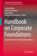 Handbook on Corporate Foundations Pdf/ePub eBook