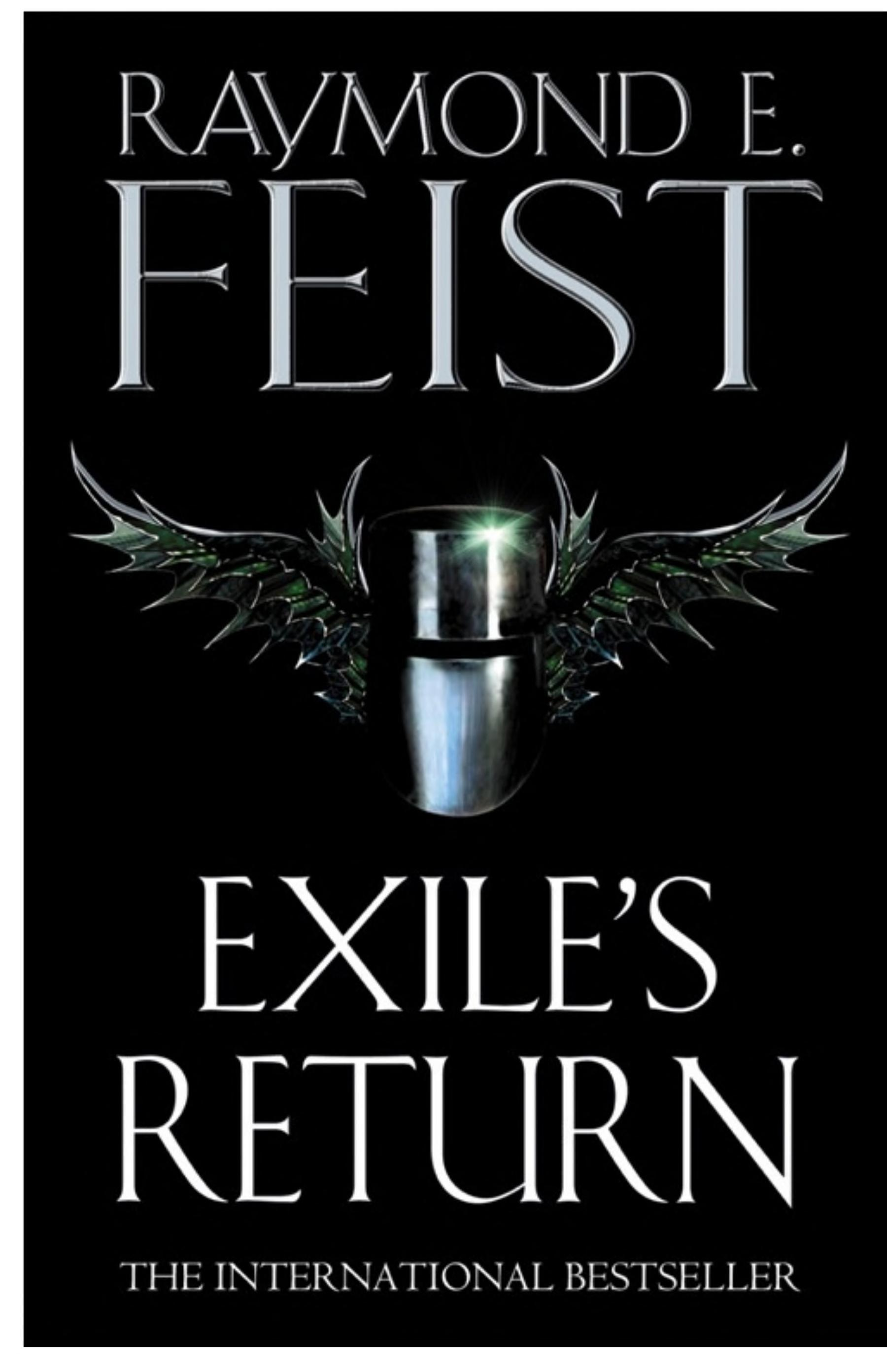 Exile   s Return  Conclave of Shadows  Book 3