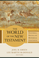 The World of the New Testament [Pdf/ePub] eBook