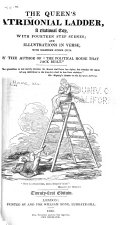The Queen's Matrimonial Ladder, a National Toy, with Fourteen Step Scenes