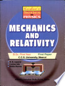 Mechanics and Relativity Book